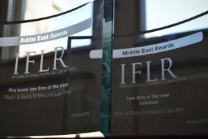 IFLR Award Statuettes